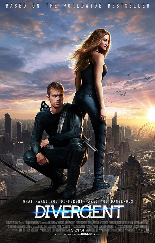 Us poster from the movie Divergent