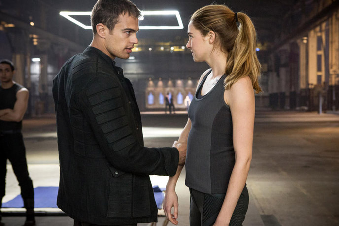 Photo de 'Divergente' - © 2013 Red Wagon Entertainment - Divergente (Divergent) - cliquez sur la photo pour la fermer