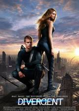 Movie poster from Divergent, in theaters on March 21, 2014