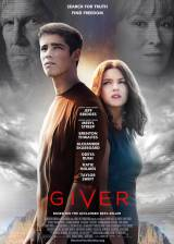 Movie poster from The Giver, in theaters on August 15, 2014