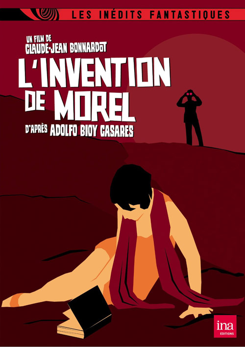 French artwork from the TV movie L'invention de Morel