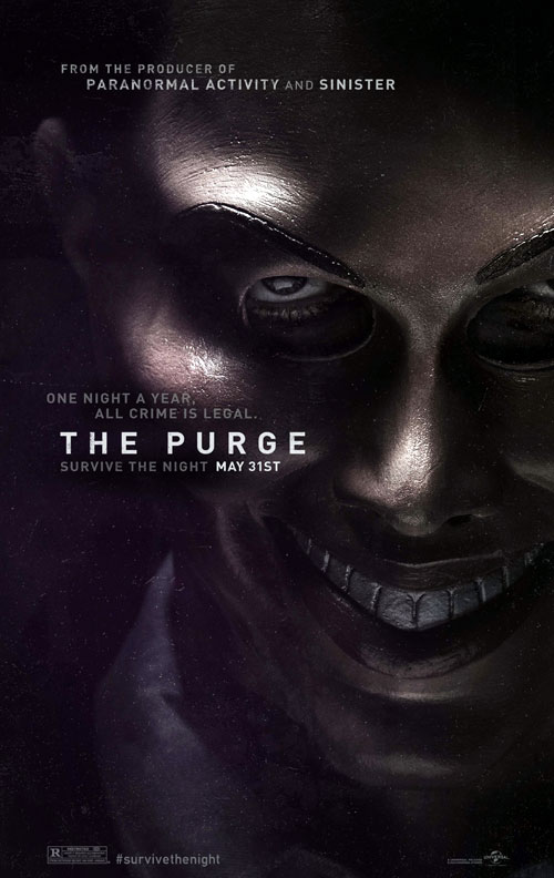Us poster from the movie The Purge