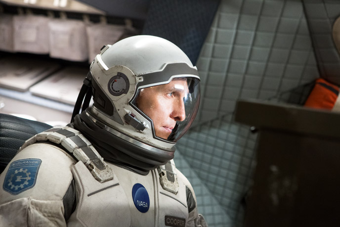 Photo de 'Interstellar' - ©2014 Warner Bros - Interstellar (Interstellar) - cliquez sur la photo pour la fermer