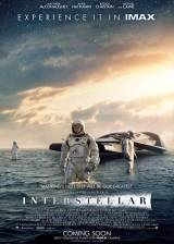 Movie poster from Interstellar, in theaters on November 07, 2014