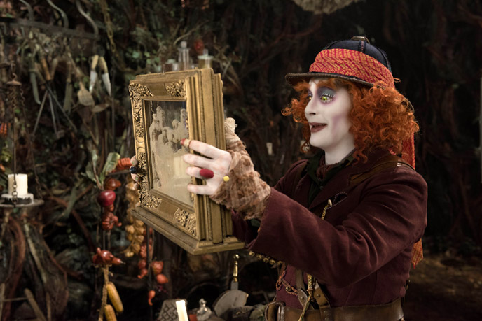 Photo de 'Alice de l'autre côté du miroir' - ©2016 Walt Disney Pictures - Alice de l'autre côté du miroir (Alice Through the Looking Glass) - cliquez sur la photo pour la fermer