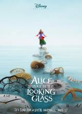 Poster from 'Alice Through the Looking Glass'