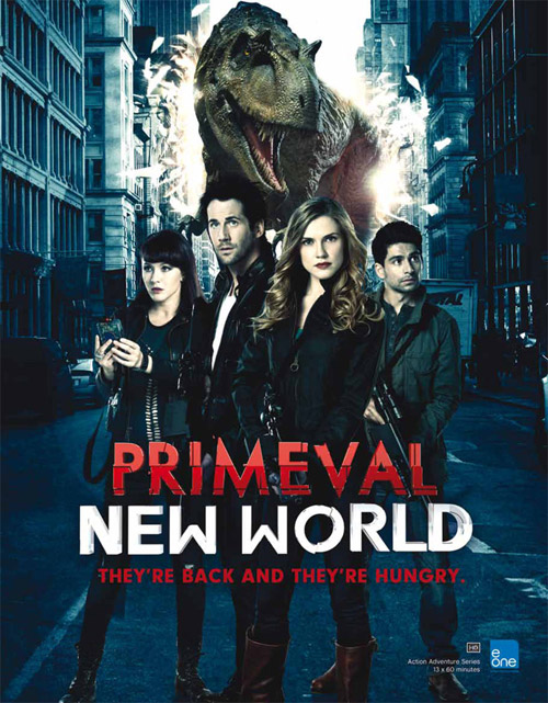Unknown poster from the series Primeval: New World