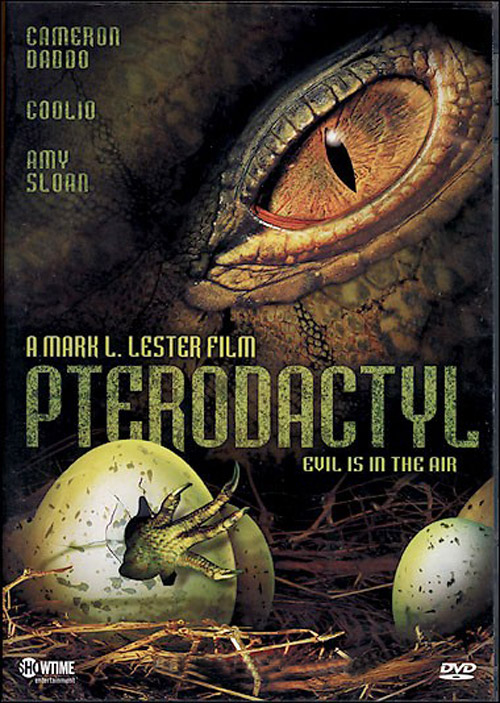 Us artwork from the movie Pterodactyl