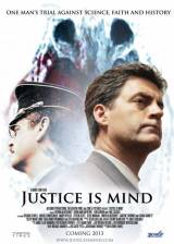 Poster from 'Justice Is Mind'