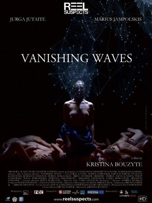 Unknown poster from the movie Vanishing Waves (Aurora)