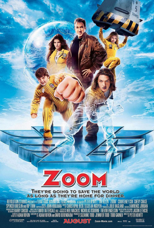 Us poster from the movie Zoom