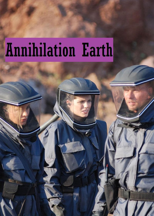 Unknown artwork from the TV movie Annihilation Earth