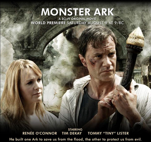 Us poster from the TV movie Monster Ark