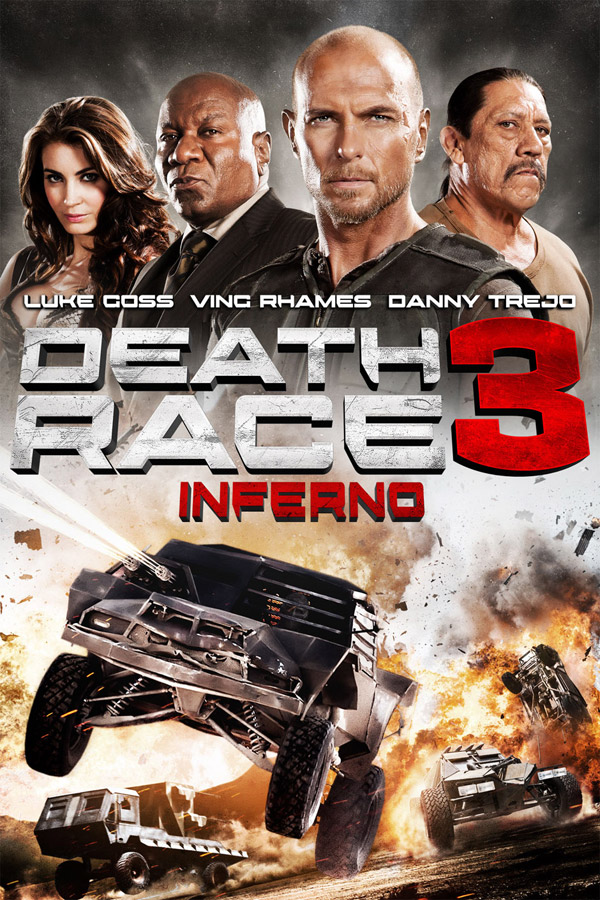 Unknown artwork from the movie Death Race: Inferno