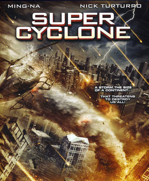 Us artwork from the movie Super Cyclone