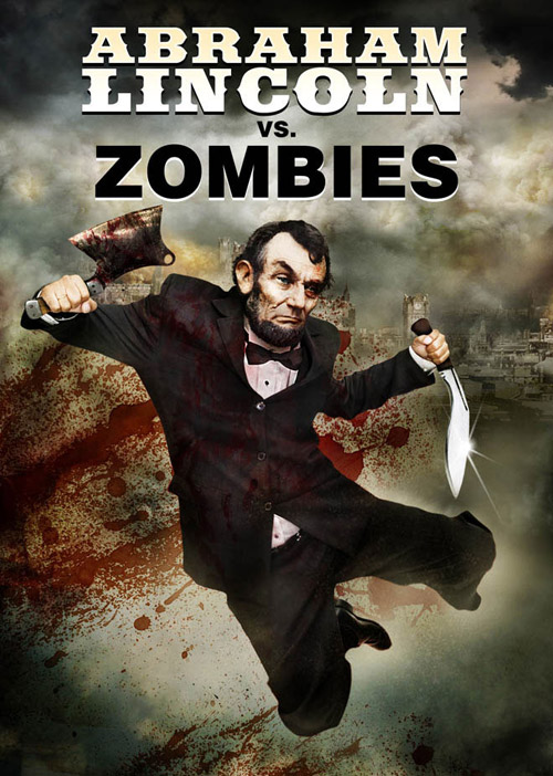 Unknown artwork from the movie Abraham Lincoln vs. Zombies