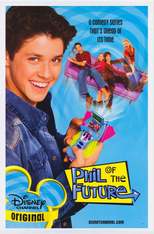 Us poster from the series Phil of the Future