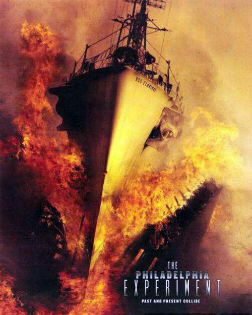 Us artwork from the TV movie The Philadelphia Experiment