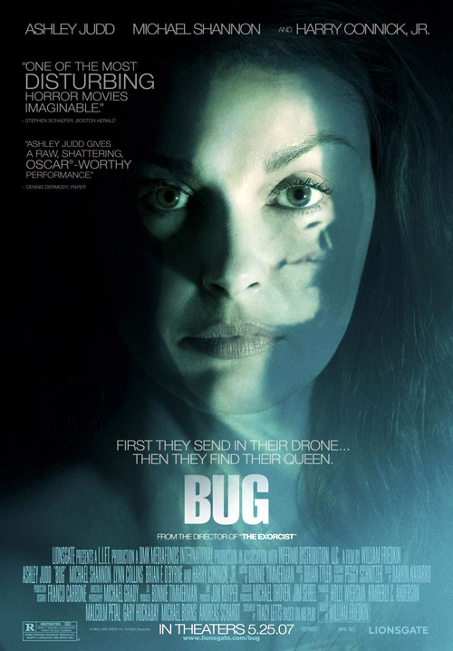 Us poster from the movie Bug