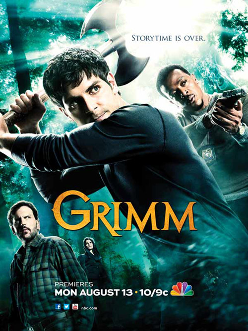 Us poster from the series Grimm