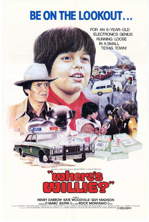 Us poster from the movie Where's Willie?