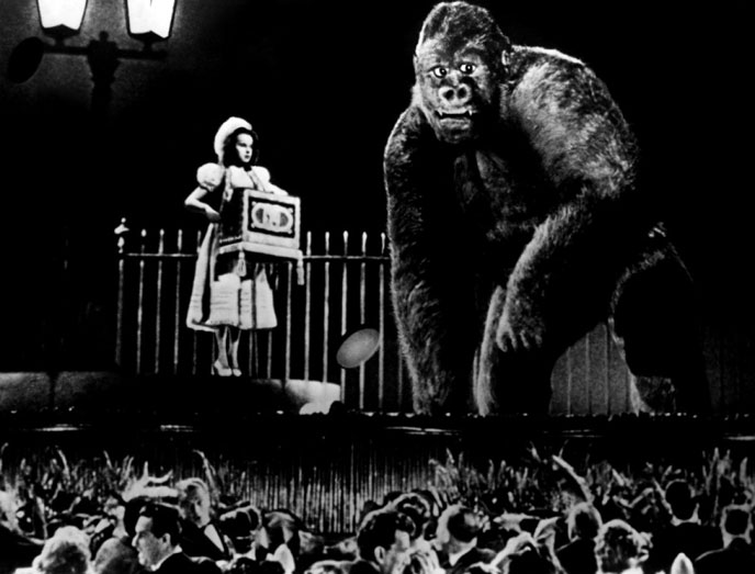 Photo de 'Monsieur Joe' - ©1949 RKO Radio Pictures - Monsieur Joe (Mighty Joe Young) - cliquez sur la photo pour la fermer