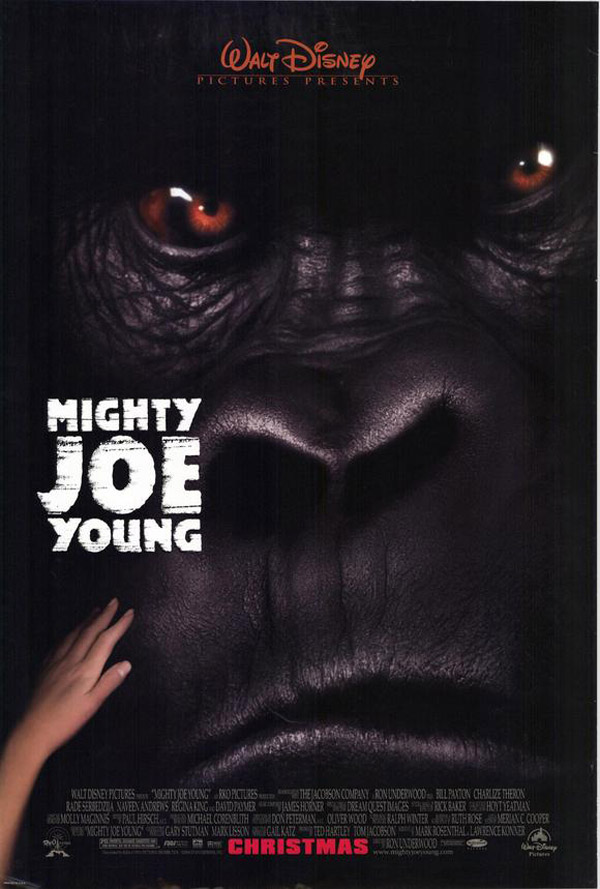Us poster from the movie Mighty Joe Young