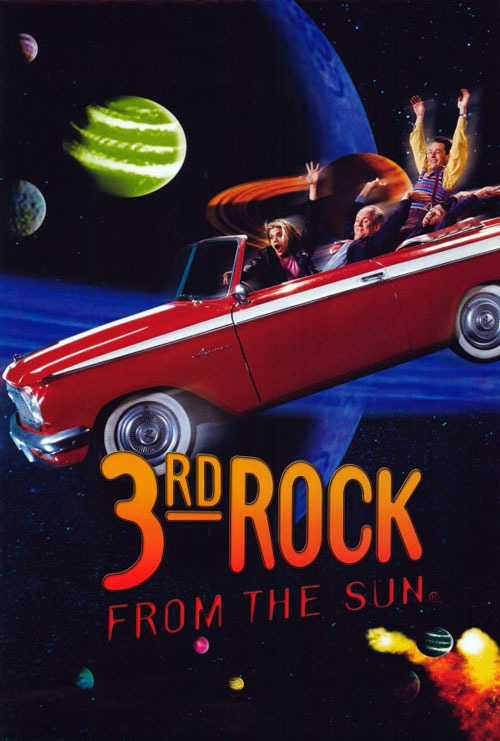 Unknown artwork from the series 3rd Rock from the Sun