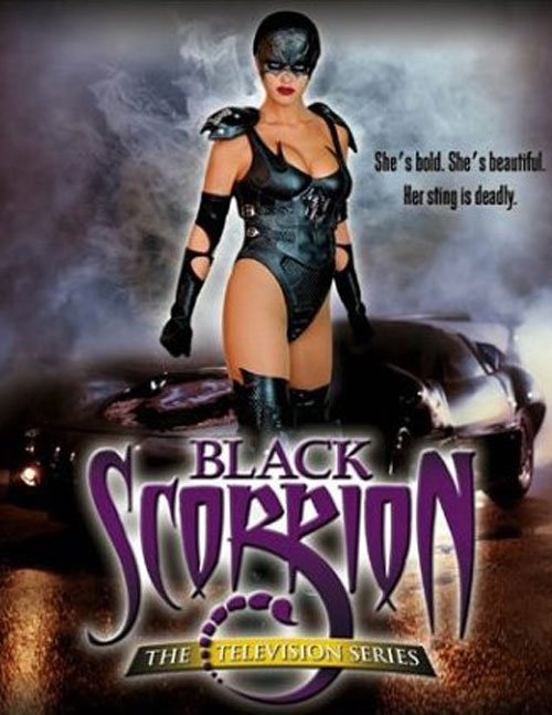 Us artwork from the series Black Scorpion