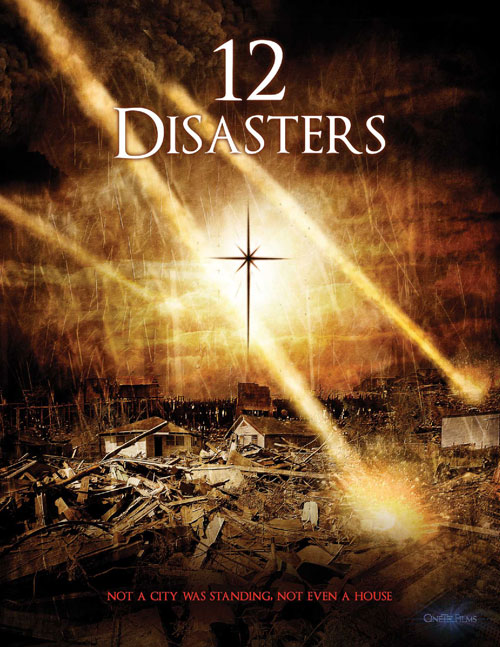Us poster from the TV movie The 12 Disasters of Christmas