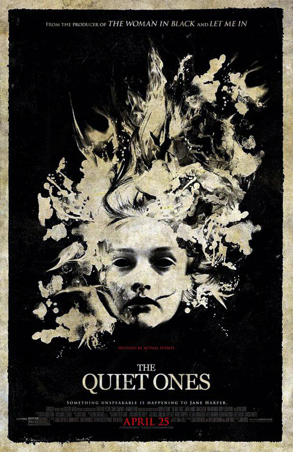 Us poster from the movie The Quiet Ones
