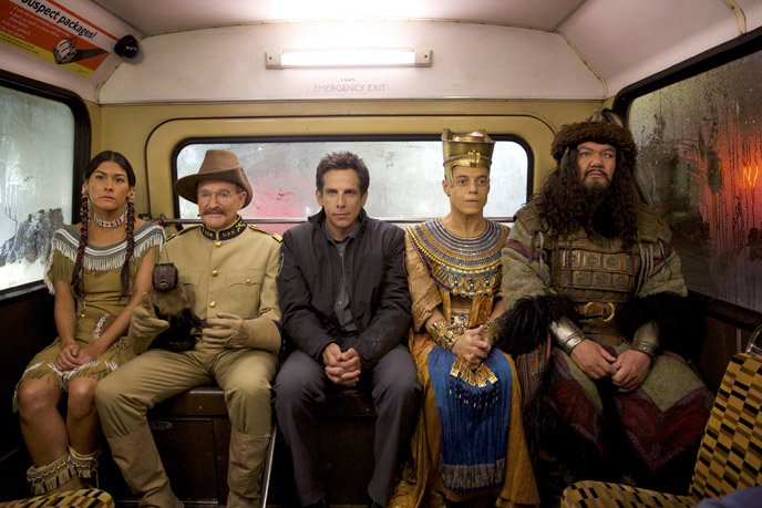 Photo de 'La nuit au musée : le secret des pharaons' - ©2014 20th Century Fox - La nuit au musée : le secret des pharaons (Night at the Museum: Secret of the Tomb) - cliquez sur la photo pour la fermer