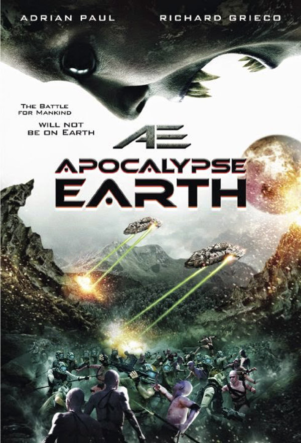 Us poster from the movie AE: Apocalypse Earth