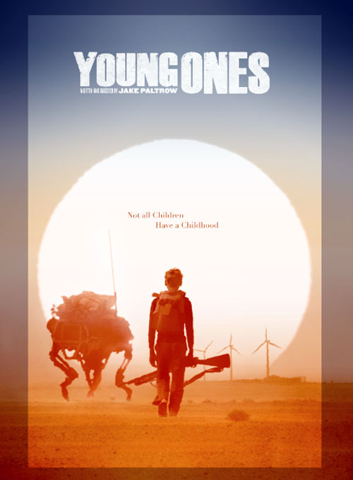 Unknown poster from the movie Young Ones