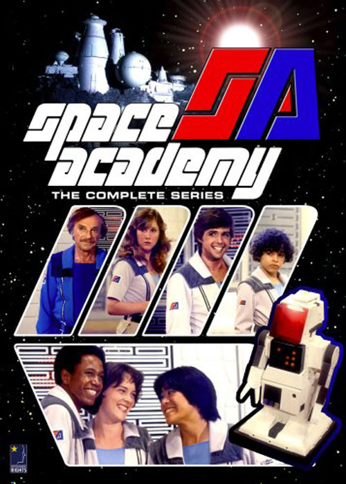 Us artwork from the series Space Academy