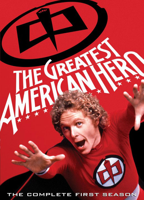Us artwork from the series The Greatest American Hero