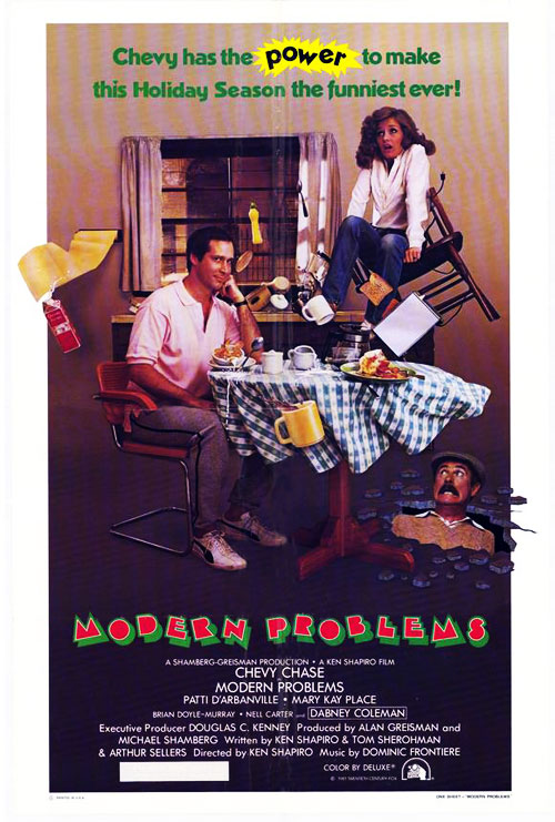 Us poster from the movie Modern Problems