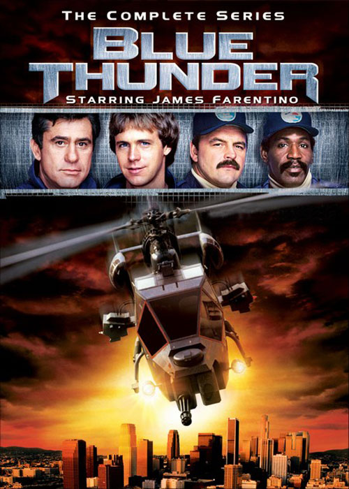 Us artwork from the series Blue Thunder