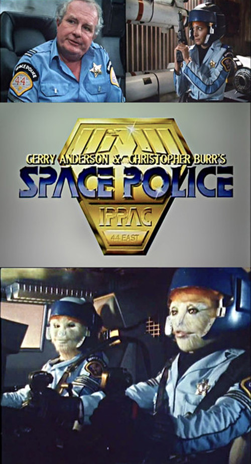 Unknown poster from the TV movie Space Police