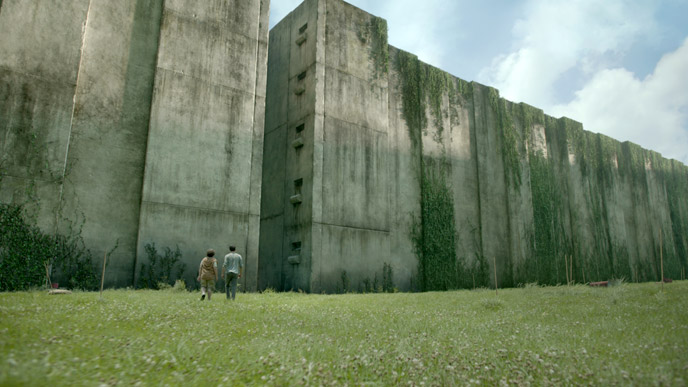 Photo de 'Le labyrinthe' - ©2013 20th Century Fox - Le labyrinthe (The Maze Runner) - cliquez sur la photo pour la fermer