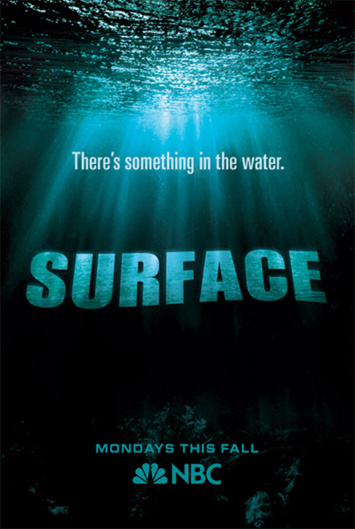 Us poster from the series Surface