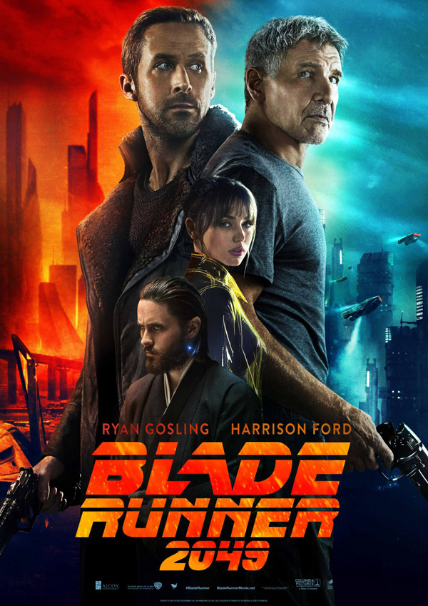 Us poster from the movie Blade Runner 2049