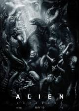 Movie poster from Alien: Covenant, in theaters on May 19, 2017