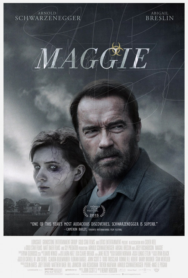 Us poster from the movie Maggie