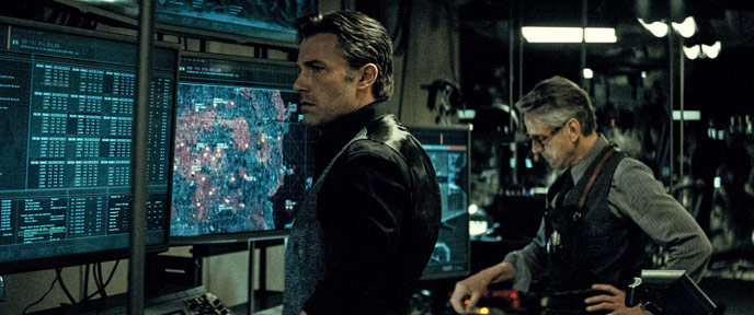Photo de 'Batman v Superman : l'aube de la justice' - ©2015 Warner Bros - Batman v Superman : l'aube de la justice (Batman v Superman: Dawn of Justice) - cliquez sur la photo pour la fermer