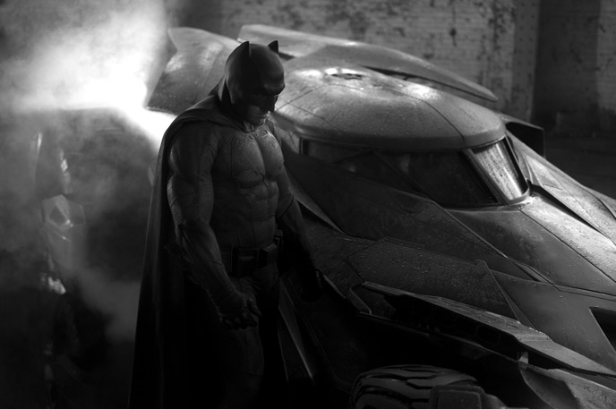 Photo de 'Batman v Superman : l'aube de la justice' - ©2014 Warner Bros - Batman v Superman : l'aube de la justice (Batman v Superman: Dawn of Justice) - cliquez sur la photo pour la fermer