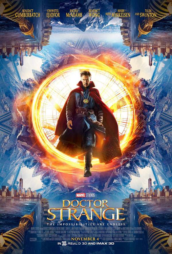 Us poster from 'Doctor Strange'
