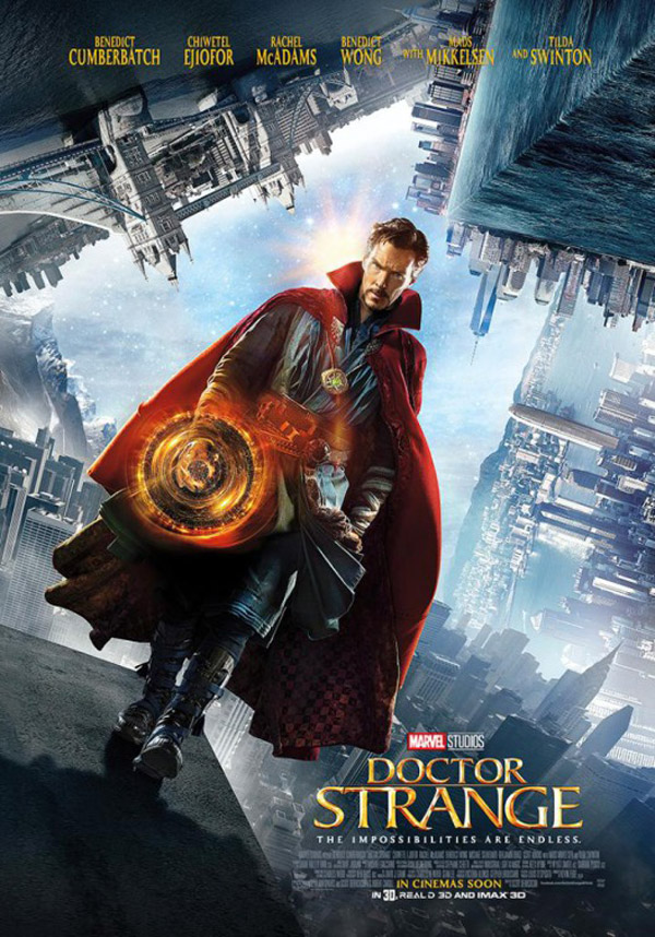 Us poster from the movie Doctor Strange