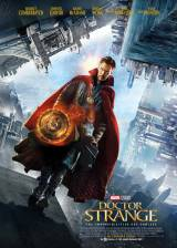 Movie poster from Doctor Strange, in theaters on November 04, 2016