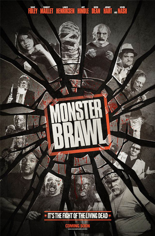 Unknown poster from the movie Monster Brawl